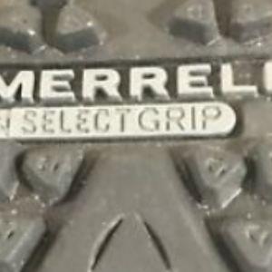 Merrell Shoes - Merrell Black Sz 9/40 Slip On 0625-J42784